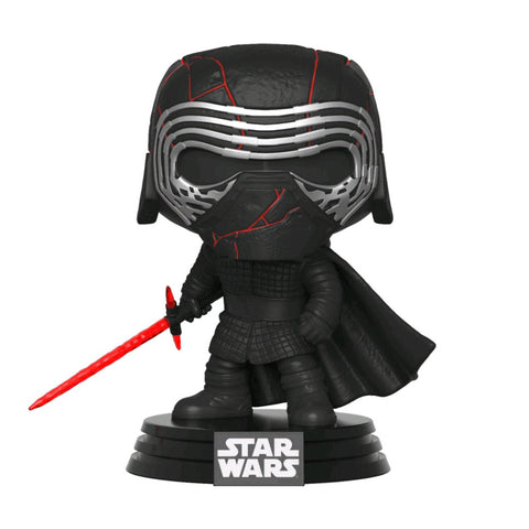 Star Wars - Kylo Ren Supreme Leader in TIE Whisper Episode IX Rise of Skywalker Pop! Deluxe