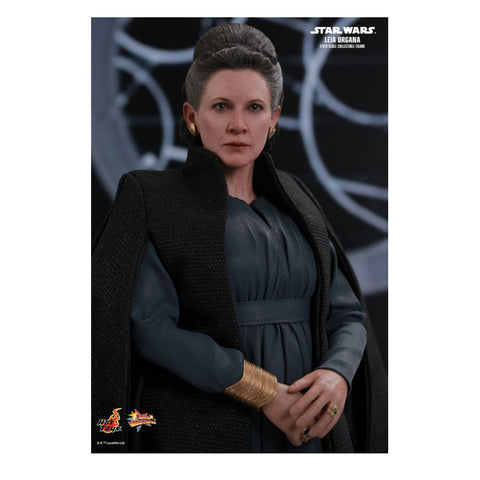 "Image of Star Wars - Leia Organa Episode VIII The Last Jedi 12"" 1:6 Scale Action Figure"