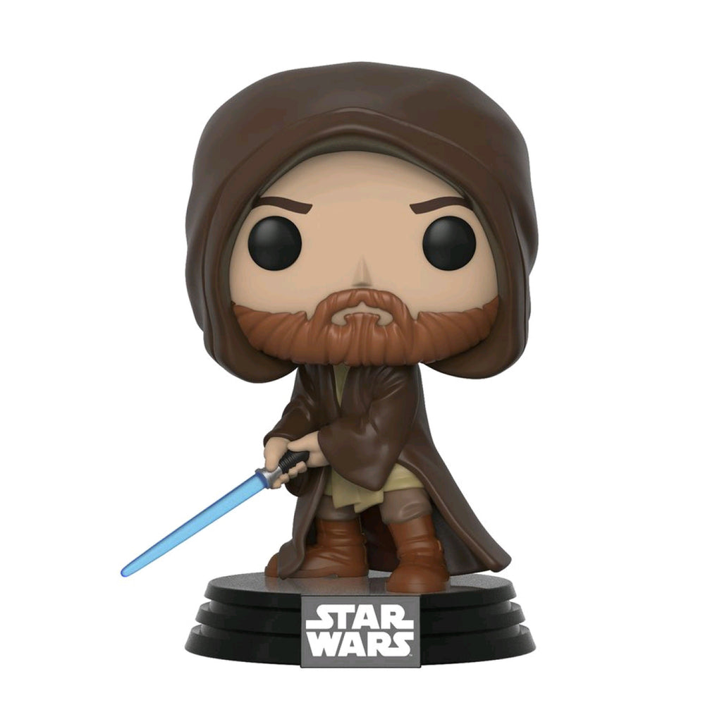 Star Wars - Obi-Wan Kenobi Hooded US Exclusive Pop! Vinyl