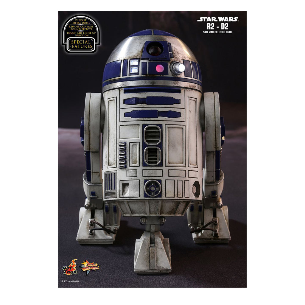 Star Wars - R2-D2 Episode VII The Force Awakens 1:6 Scale Action Figure