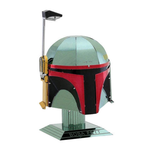 Metal Earth Star Wars Boba Fett Helmet