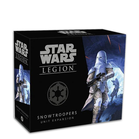 Image of Star Wars Legion - Snow Troopers Expansion