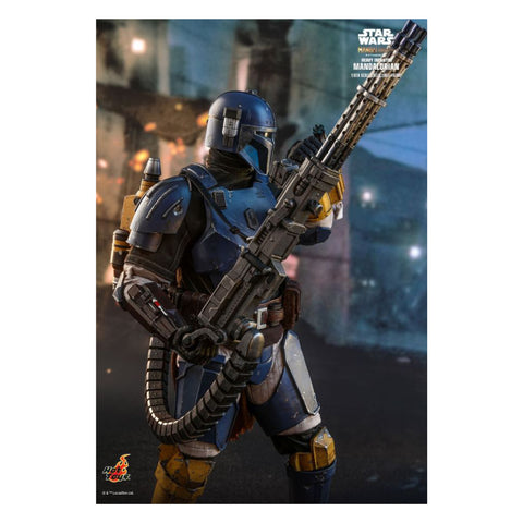 "Star Wars: The Mandalorian - Heavy Infantry Mandalorian 1:6 Scale 12"" Action Figure"