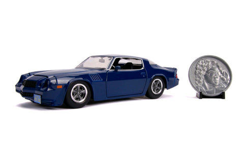 Stranger Things - 1979 Chevy Camero Z28 1:24 Hollywood Ride
