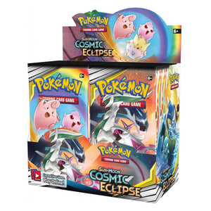 POKÉMON TCG Cosmic Eclipse Booster Box