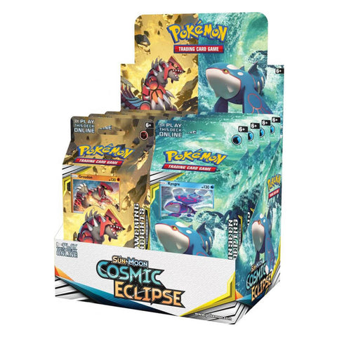 POKÉMON TCG Cosmic Eclipse Theme Deck