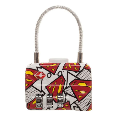 Superman Cable Lock