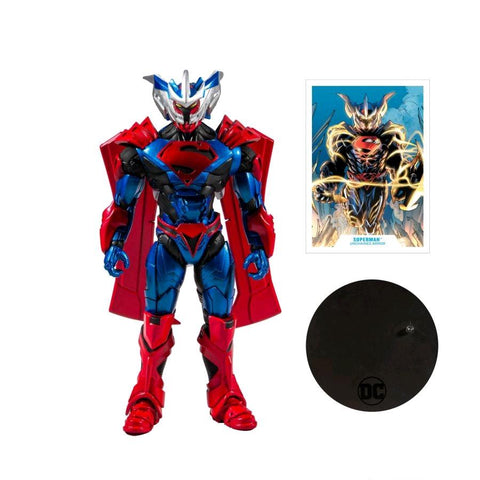"Superman - Armored Superman Unchained 7"" Figure"