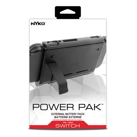 Switch Nyko Power Pak