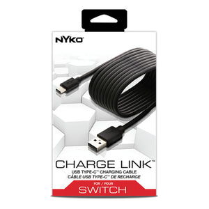 Switch Nyko Charge Link