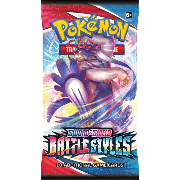 POKÉMON TCG Sword and Shield - Battle Styles Booster Box