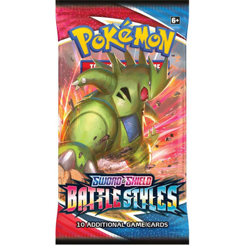 Image of POKÉMON TCG Sword and Shield - Battle Styles Booster Box