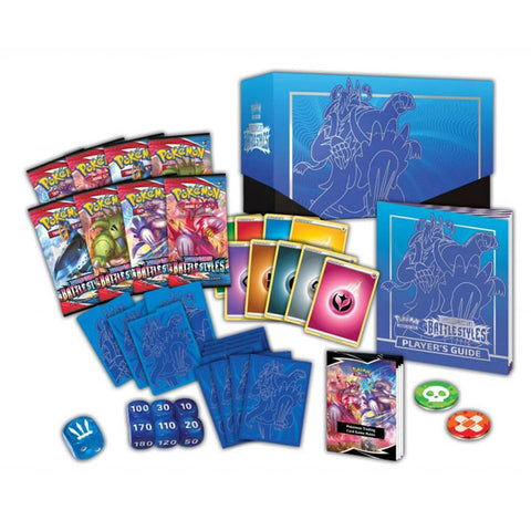 POKÉMON TCG Sword and Shield - Battle Styles Trainer Box