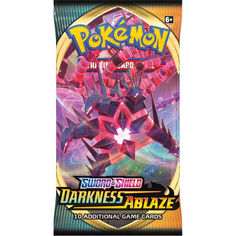 POKEMON TCG Sword and Shield- Darkness Ablaze Booster Box