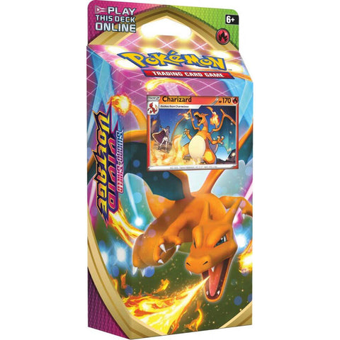POKEMON TCG Sword and Shield- Vivid Voltage Theme Deck