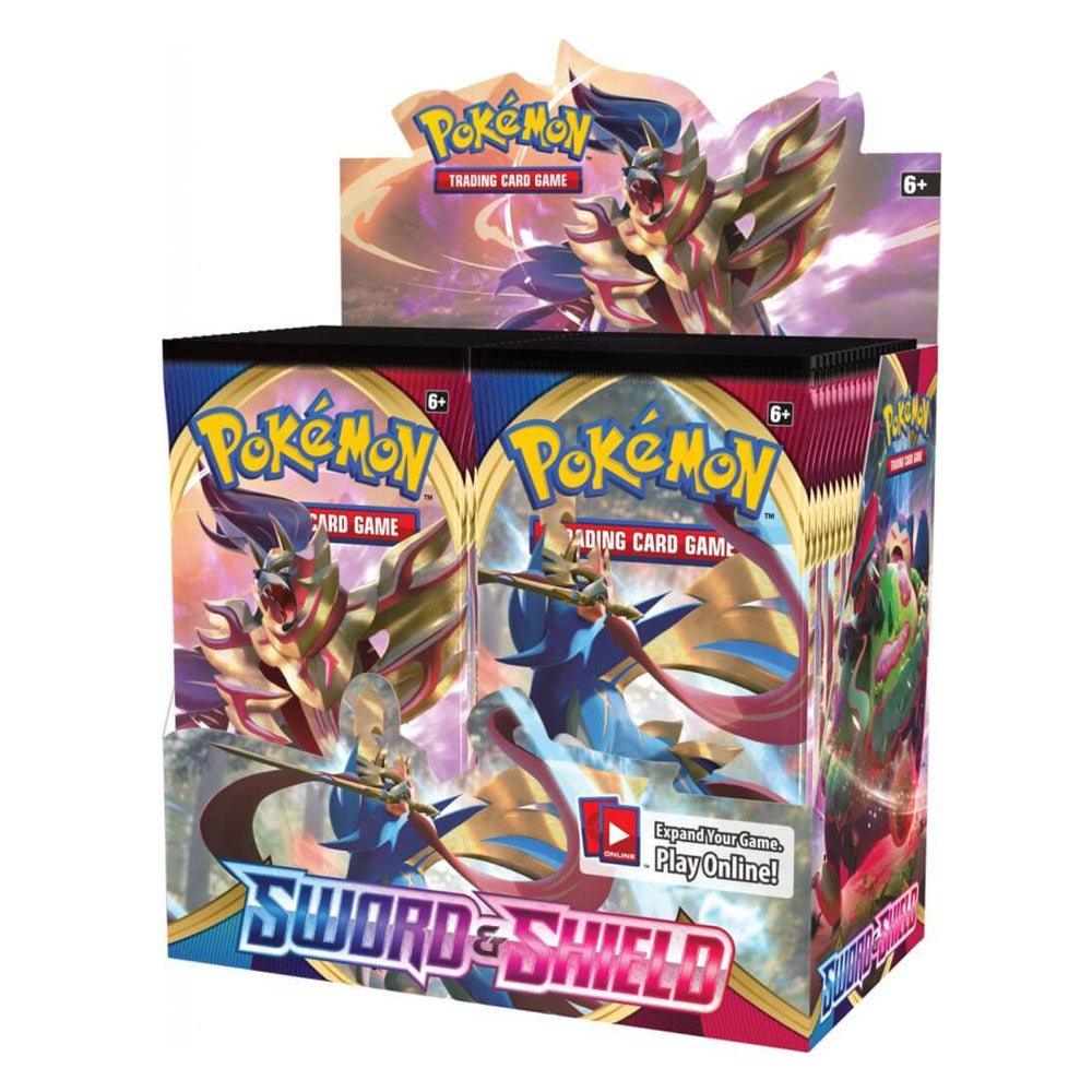POKÉMON TCG Sword and Shield Booster Box