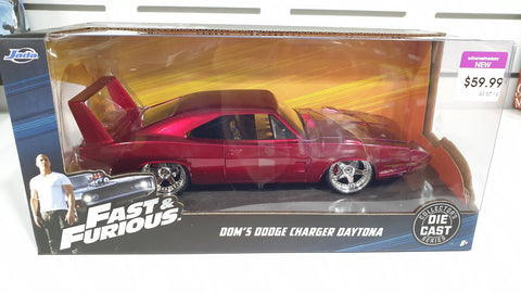 Fast and Furious Dom's Dodge Charger Daytona