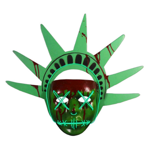 The Purge - Liberty Light-Up Mask
