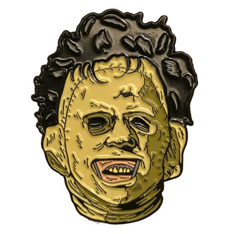 The Texas Chainsaw Massacre - Leatherface Enamel Pin