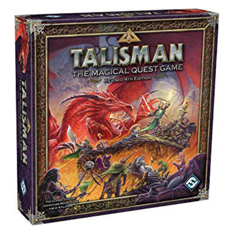 Image of Talisman 4th Edition