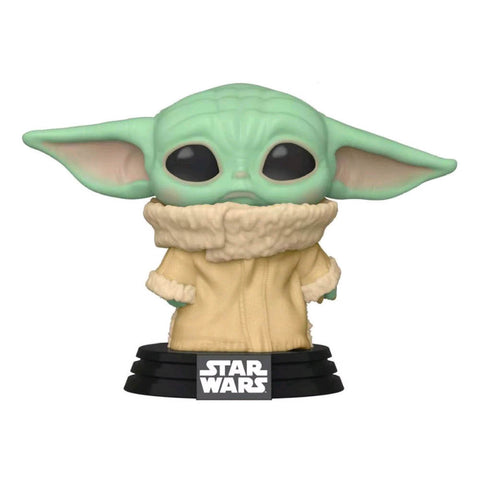 Star Wars: The Mandalorian - The Child Concerned US Exclusive Pop! Vinyl [RS]