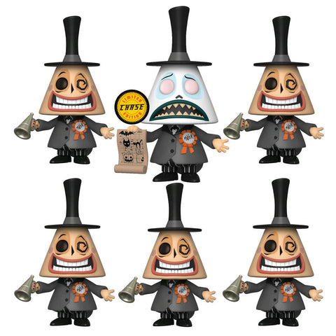 The Nightmare Before Christmas - Mayor with Megaphone Chase Bundle Pop! Vinyl