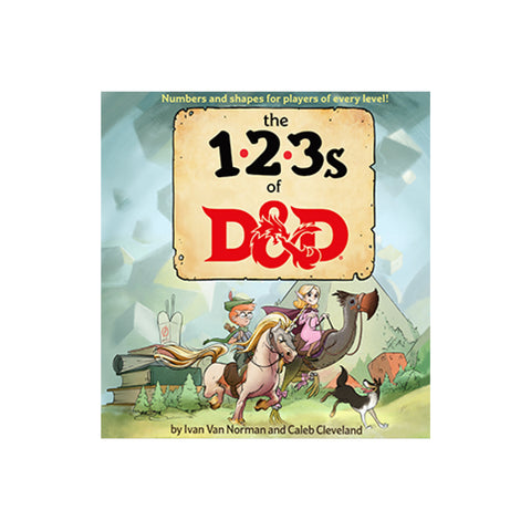The 123s Of Dungeon and Dragons