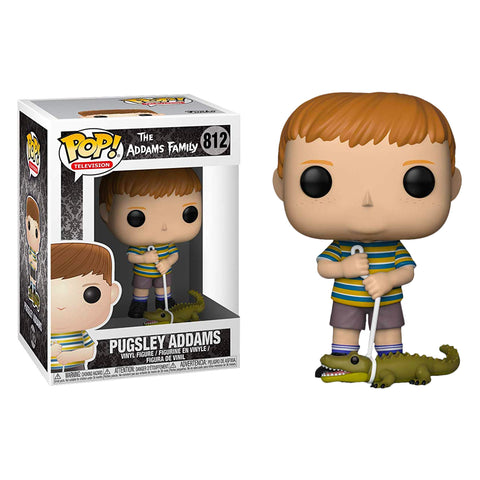 Image of Addams Family - Pugsley Pop! Vinyl
