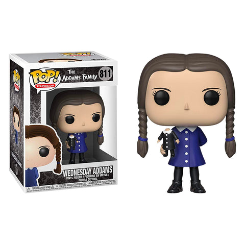 Image of Addams Family - Wednesday Pop! Vinyl