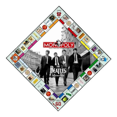Image of The Beatles Monopoly