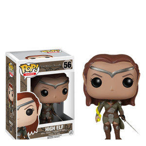 High Elf Ther Elder Scrolls Pop Vinyl
