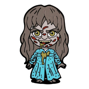 The Exorcist - Regan Chibi Enamel Pins