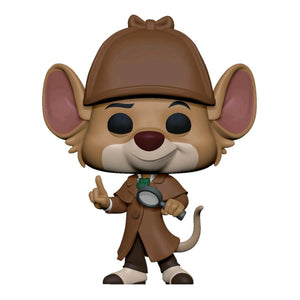 The Great Mouse Detective - Basil Pop! Vinyl