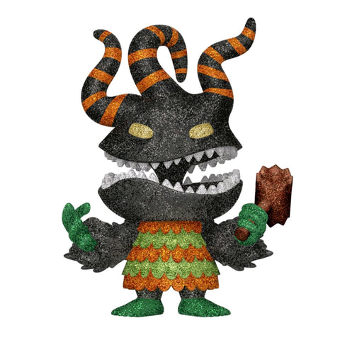 Image of Nightmare Before Christmas - Harlequin Demon Diamond Glitter Pop! RS