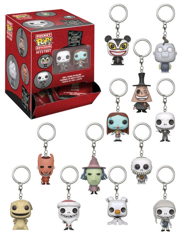 The Nightmare Before Christmas - Pocket Pop! Keychain Blind Bag