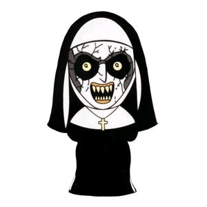 The Nun - Chibi Enamel Pin