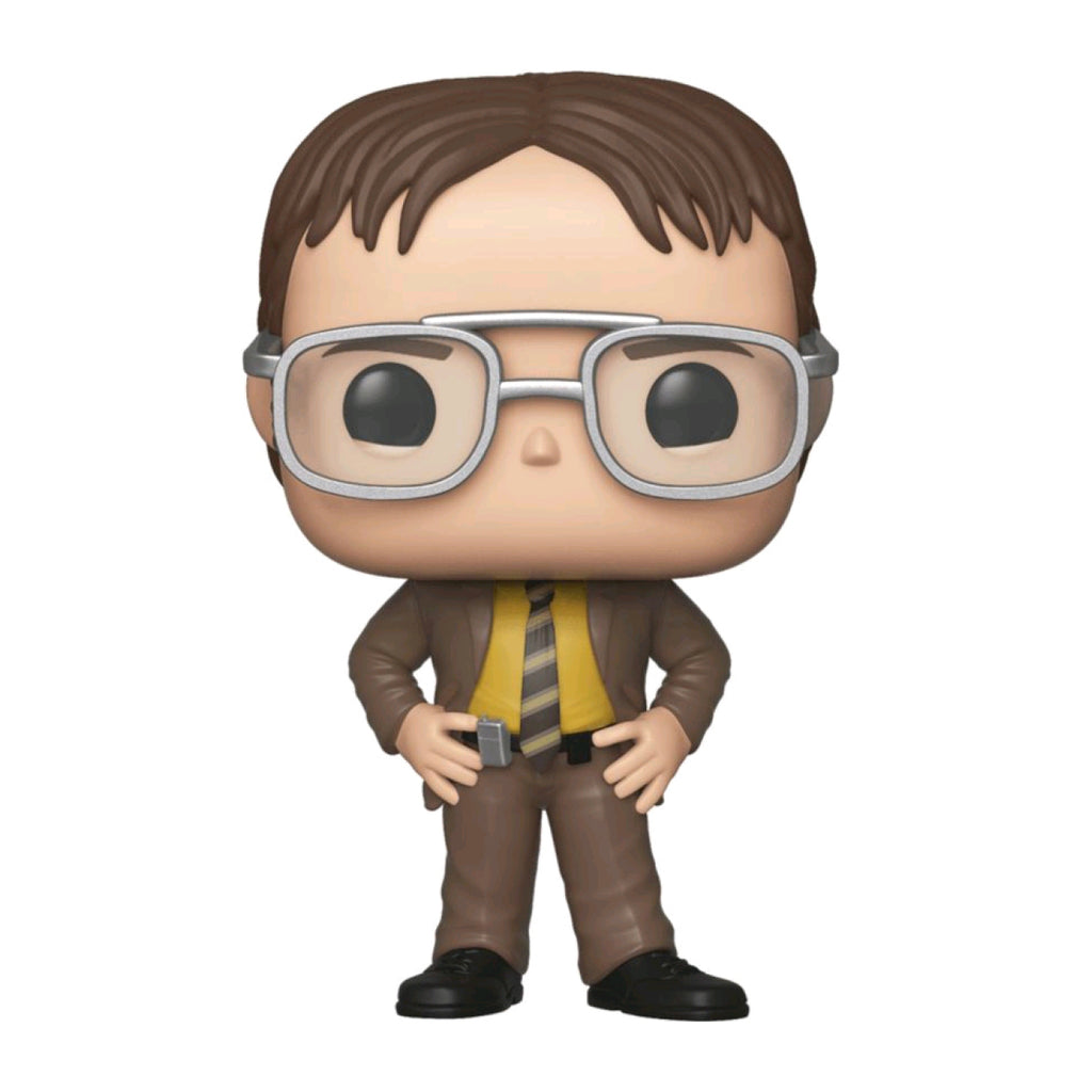 The Office - Dwight Schrute Pop! Vinyl