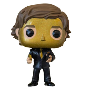 The Office - Jim Halpert Goldenface Pop!