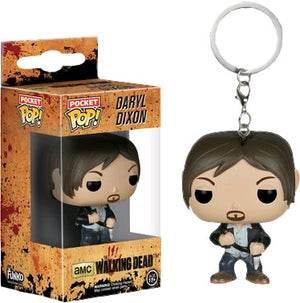 Walking Dead Daryl Pocket Pop Vinyl Keychain