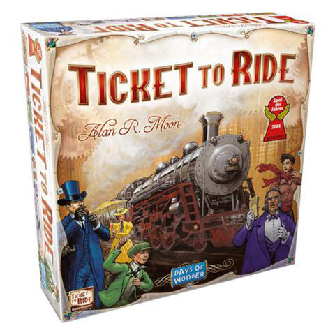 Image of Ticket To Ride