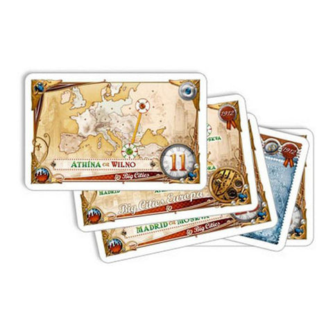 Image of Ticket To Ride Europa 1912 Expansion