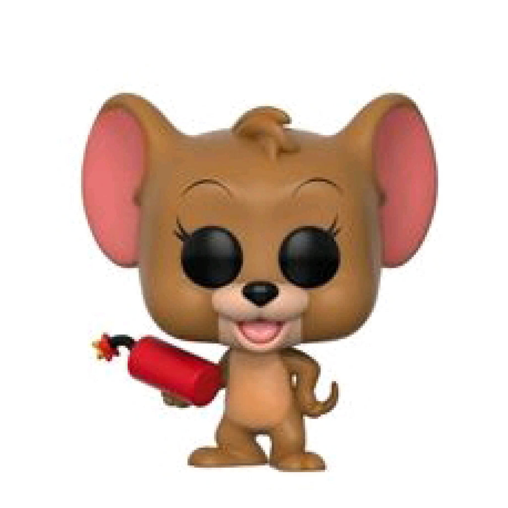 Tom and Jerry - Jerry with Explosive US Exclusive Pop Vinyl