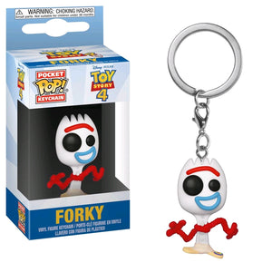 Toy Story 4 - Forky Pocket Pop! Keychain