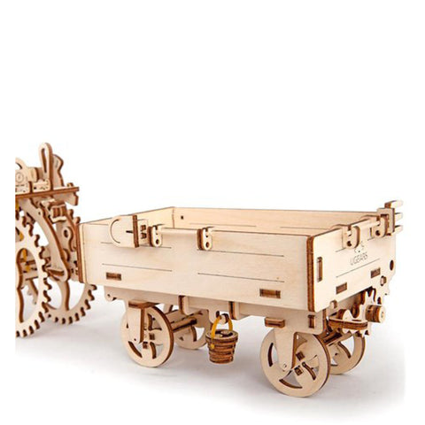 Image of Ugears Tractor Trailer