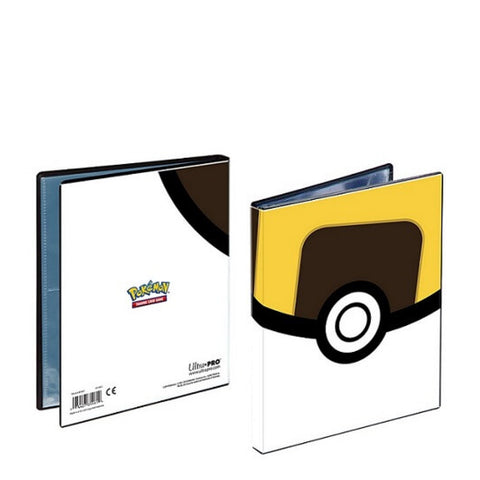 Ultra Pro Binder 4 Pkt Pokemon Ultra Ball