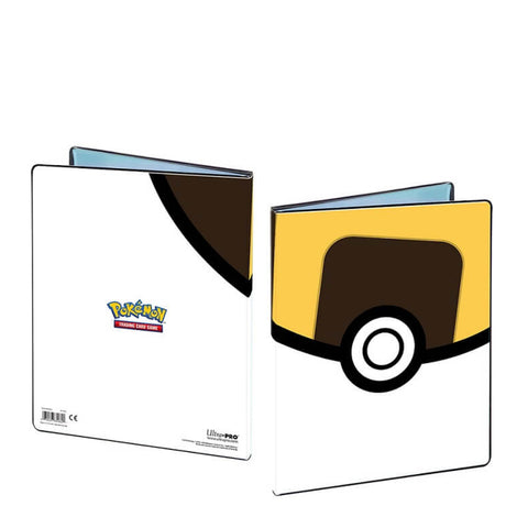 Ultra Pro Binder 9 Pkt Pokemon Ultra Ball