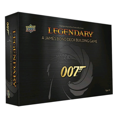 Legendary - 007 James Bond Deck-Building-Game