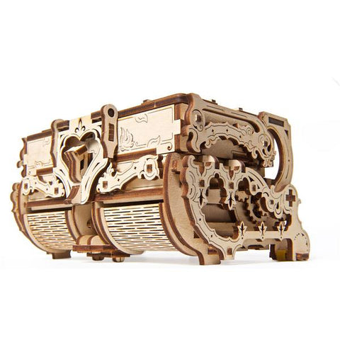 Image of UGears Antique Box