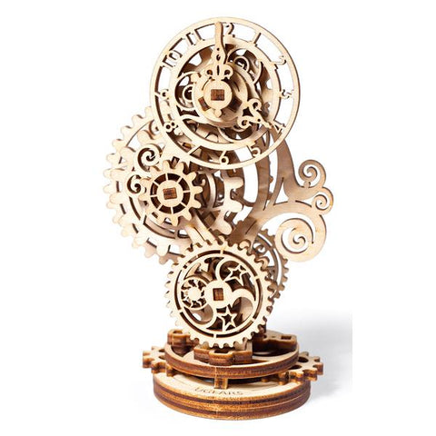 Image of UGears Steampunk Clock