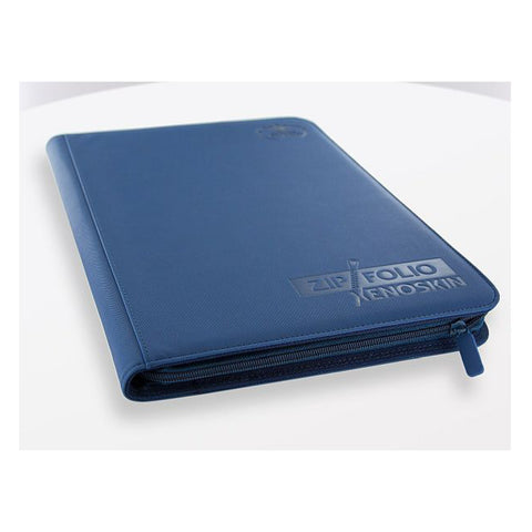 Ultimate Guard 9-Pocket ZipFolio XenoSkin Blue Folder